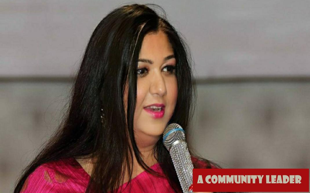 madhvi-community-leader